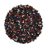 Geißler Farbkies bunt 2-3mm 5 kg, Aquariumkies