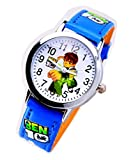 Best Geneva looking watch - Ben 10 Watch children kids cartoon Watches B Review