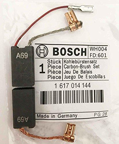 Echt Bosch Kohlebürsten 5 Ce Gsh 5 E Bohrhammer Gbh 5-40 Dce Gbh 5-40 Bohrhammer 11321 Evs 11264 Evs 11265 Evs Bohrer S30