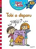 Sami et Julie BD - Tobi a disparu