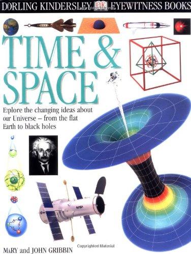 Time & Space (Eyewitness) por Mary Gribbin