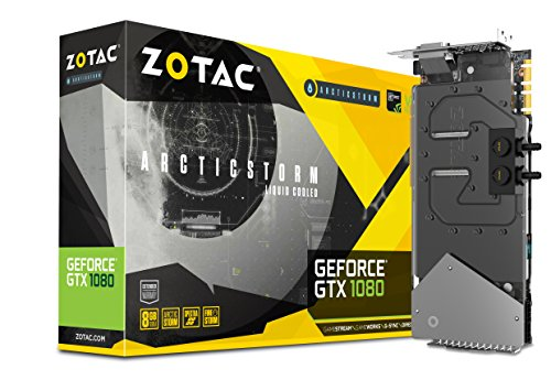 ZOTAC GeForce GTX 1080 8GB  ArcticStorm