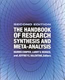 Image de The Handbook of Research Synthesis and Meta-Analysis