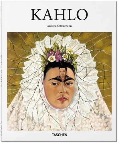 Kahlo (Basic Art) por Andrea Kettenmann