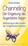 Channeling - Der Eingebung des Augenblicks folgen: Verbindung zu den Lenkern der 12 göttlichen Strahlen