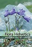 Flora Helvetica: Illustrierte Flora der Schweiz - Konrad Lauber