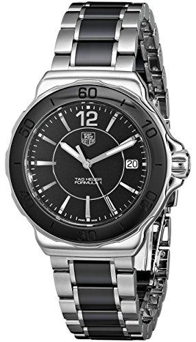 TAG HEUER Formula 1 Damen-Armbanduhr 37MM Quarz ANALOG WAH1210.BA0859