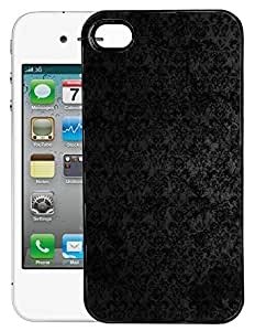 FCS Printed 2D Designer Hard Back Case For Apple iPhone 4s