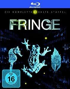 Fringe - Die komplette erste Staffel [Blu-ray]