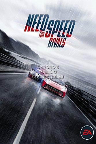 CGC NFS004 Großes Poster mit Videospiel-Motiv