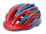 Prowell K800 casco da bicicletta per bambino (Flame)