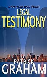 Legal Testimony (Dean Wilder Legal Thrillers Book 2) (English Edition)