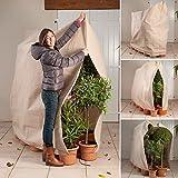 ProBache - Housse d'hivernage pour plante et arbuste 120 x 180 cm