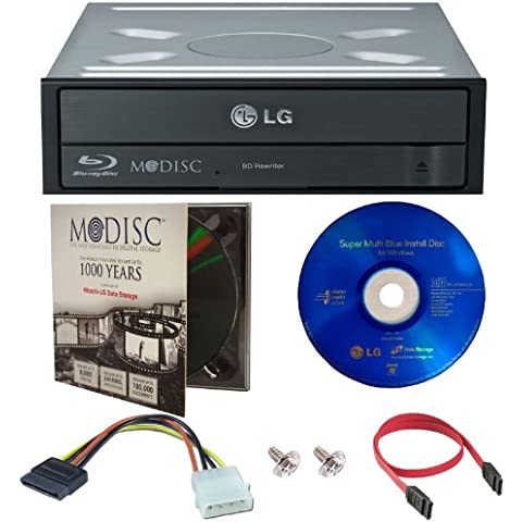 LG 14X Blu-ray M-Disc CD DVD BDXL BD Masterizzatore con