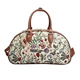 51idHwGfLXL. SL160  - NO.1 HOME DESIGN# Signare Tapestry Carry On Gym Bag in 14 Designs (Morning Garden) Reviews