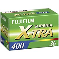 Fujifilm Superia X-Tra 400 Pellicule Photo Négatif Couleur Format 135 Monopack 36 poses