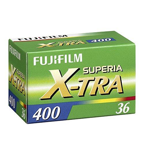 Fujifilm New Superia X-TRA 400-36 Filme