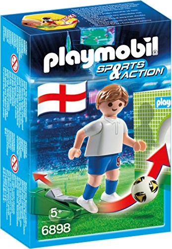 Playmobil 6898 - Fußballspieler England