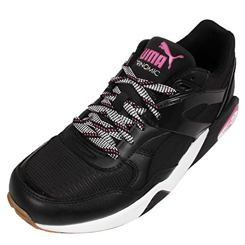 Puma R698 Basic Sp Te, Baskets Basses Femme Black