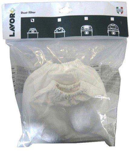Filtro in panno per aspiratori ashley in kit da 3 pezzi