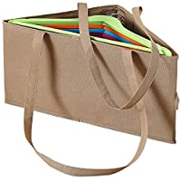 Burwells Coathanger Organiser Storage Bag Clothes Hanger Box Container Holds Up To 100 Wire Coat Hangers Wardrobe Organiser