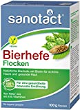 Sanotact Bierhefe Flocken 100g