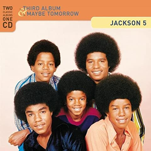Third Album / Maybe Tomorrow by Jackson 5 (2001-08-14)