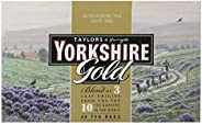 Taylors of Harrogate Yorkshire Taylors or Gold 40 Tea Bags