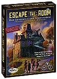 """Ravensburger 76313 ThinkFun Escape the Room - """"Das Geheimnis der Sternwarte""""- Exit Game"""