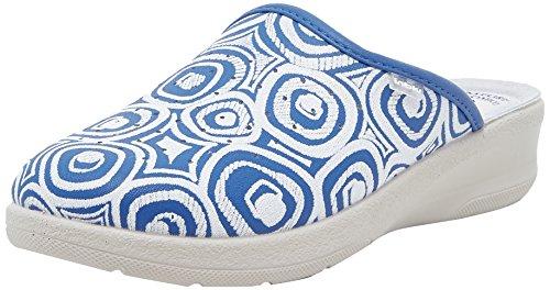 Inblu madama, scarpe da lavoro donna, blu (jeans), 38 eu