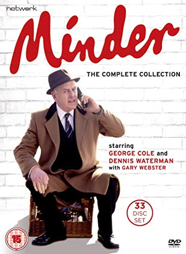 Minder: The Complete Collection [DVD]