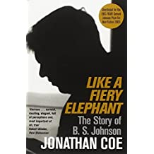 Like A Fiery Elephant: The Story of B.S.Johnson by Jonathan Coe (2005-06-17)