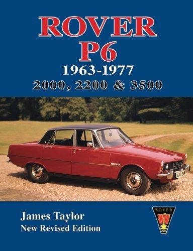 Rover P6 1963-1977 2000,2200 & 3500