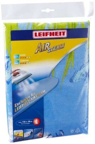 Leifheit 72360 Bezug BT AirSteam Infinity blue VS VE 30