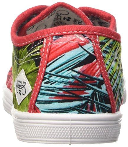 Le Temps Des Cerises Ltc Basic 02, Damen Sneaker Mehrfarbig - Multicolore (palmo)