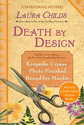 Death by Design (Scrapbooking Mystery Books)