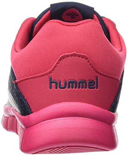 hummel EFFECTUS BREATHER Unisex-Erwachsene Handballschuhe Blau (Total Eclipse 7364)