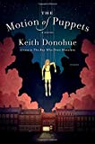 The Motion of Puppets by Keith Donohue front cover