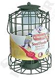 Squirrel Guard Seed Feeder