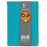Oxford Smart Agenda Scolaire Journalier 2018-2019 Couverture Amovible Simili-cuir  1...