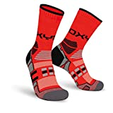 Oxyburn Multisport Half-Cut S Chaussettes Homme, Cardio, Size Small/Medium