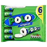 Nestle Polo Mints - Original (6x34g) - Packung mit 2