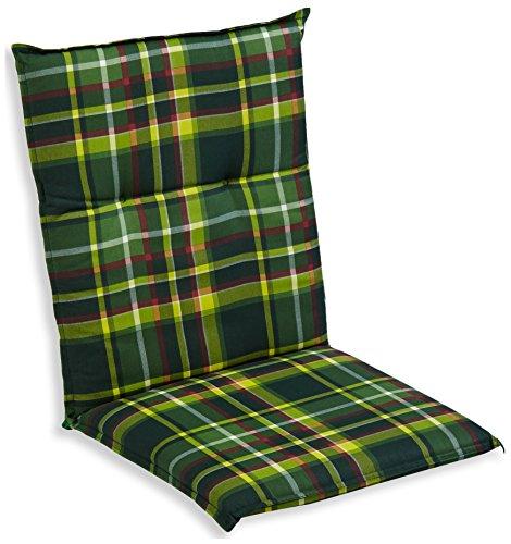 Beo B109 Bari NL - Cojín con Respaldo Alto para sillón Aprox. 48 x 98, Grosor de 5 cm