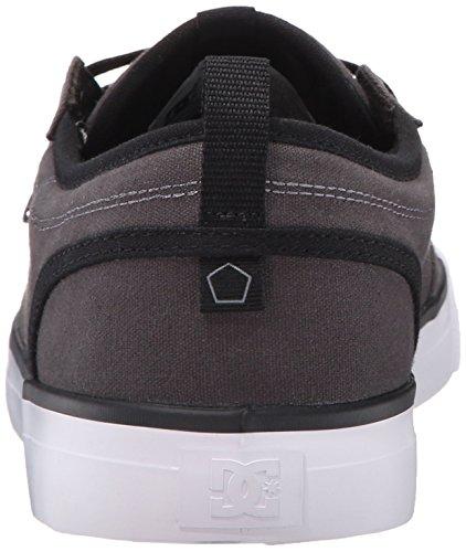 DC Evan Smith TX Chaussures de skate pour hommes Grey/Black