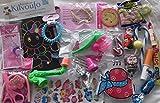 13 petits cadeaux Filles Noël et 11 bonbons Noël pour calendrier de l'avent