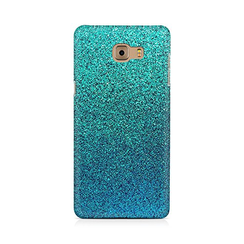 Mobicture Plain Glitter Pattern Premium Printed Mobile Back case cover For Samsung...