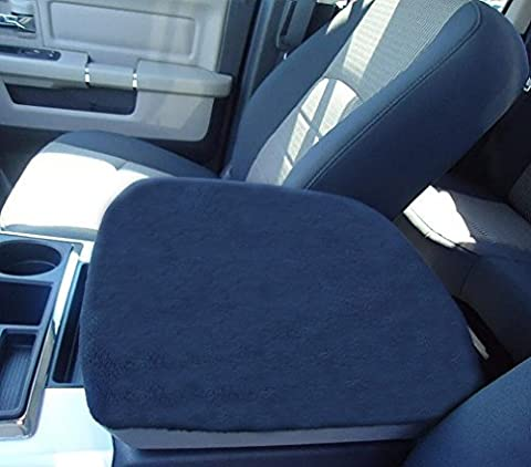 E-cowlboy Truck Center Armrest Console Cover Pad for Dodge Ram 1500 2500 3500 4500 5500 Pickup Trucks 1993-2016 by