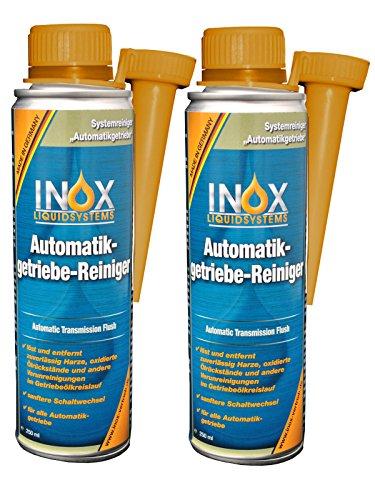 INOX Getriebereiniger Additiv für Automatikgetriebe, 2x 250ml