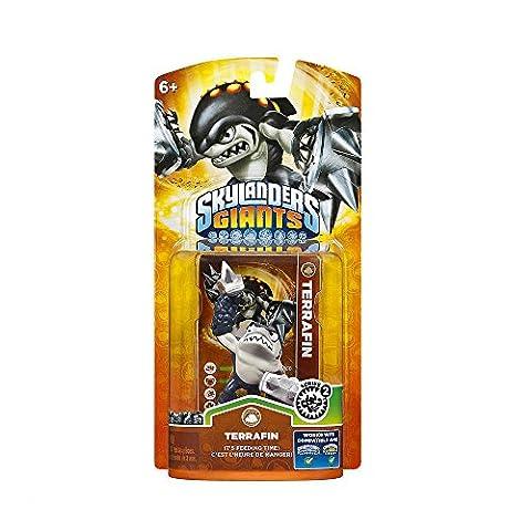 Skylanders Giants - Character Pack - Terrafin (Wii/PS3/Xbox 360/3DS/Wii