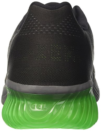Asics Gel-Kenun, Scarpe Running Uomo grigio / verde